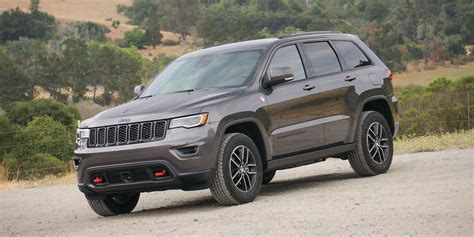 jeep trailhawk 2017 jeep grand cherokee trailhawk review the largest