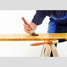 Holz Lackieren, Lasieren Und ölen  Der Obi Ratgeber
