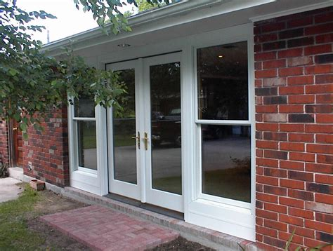 Hinged Pella Patio Doors