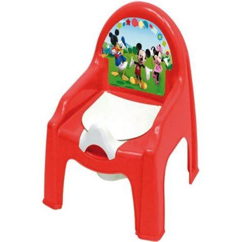 pot de chambre bebe chaise petit pot de chambre bébé mickey achat vente