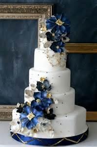 navy blue wedding cake navy wedding navy blue wedding 1989498 weddbook