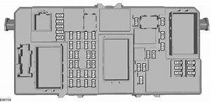 Ford C-max  2003  U2013 2010   U2013 Fuse Box Diagram  Eu Version