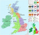 The Hundred Kingdoms: An Alternate Britain by Keperry012 ...