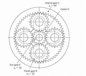 Planetary Gear Mechanism