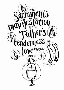 Catholic Sacram... Sacrament Quotes
