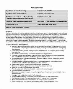 Chief financial officer job description gaining training for Training officer job description template