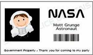 Astronaut Name Tags (page 4) - Pics about space