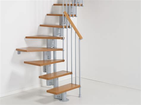 Spacesaver Staircases by Nice 4 Winder Staircase Small Spaces Wooden Treads