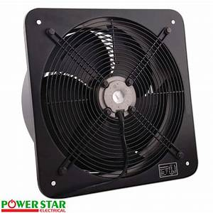Industrial Extractor Exhaust Fans | Powerstarelectricals.co.uk