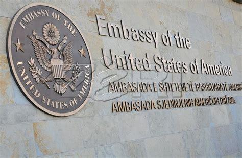 Ambasada e SHBA-së: Marrëveshja, shembull se si ...