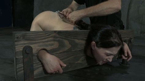 Insanely Horny Master Fucks Her Asshole With A Hook In