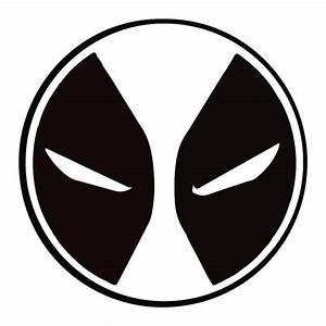 Small Deadpool Face