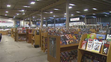 Comic Book Store Owner Shocked By Death At His Building