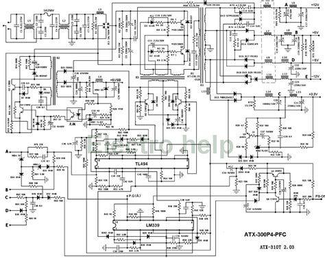 Wiring Diagram For Dell Power Supply Free by Power Supply Wire Diagram Auto Electrical Wiring Diagram