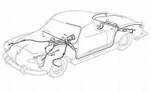 1973 Vw Karmann Ghia Wiring Diagram  Diagrams  Auto Fuse Box Diagram