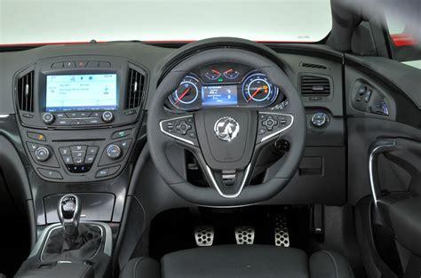 vauxhall insignia   interior autocar