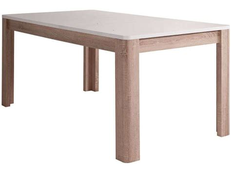table cuisine conforama blanc table rectangulaire levi conforama pickture
