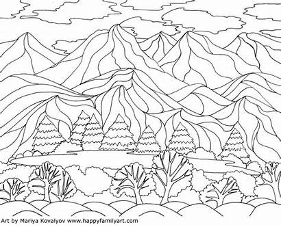 Georgia Keeffe Coloring Pages Inspired