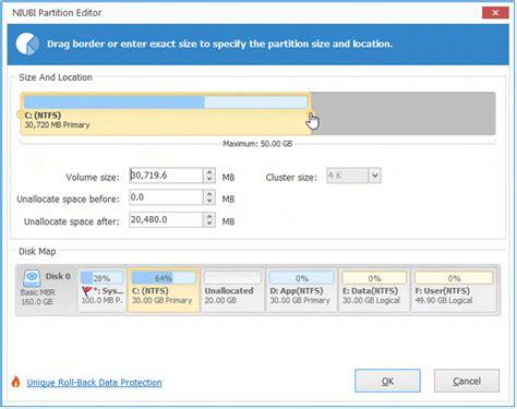 simple ways to extend volume in windows 7 32 64 bit