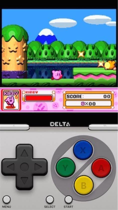 Aprs Gba4ios Delta Emulator Va Offrir Les Jeux Game Boy