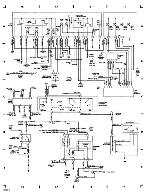 1986 Yamaha Xs1100 Wiring Diagram by 89 Gt Tach Wire Mustang Forums At Stangnet