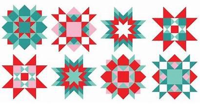 Quilt Clipart Clip Christmas Square Stuff Let