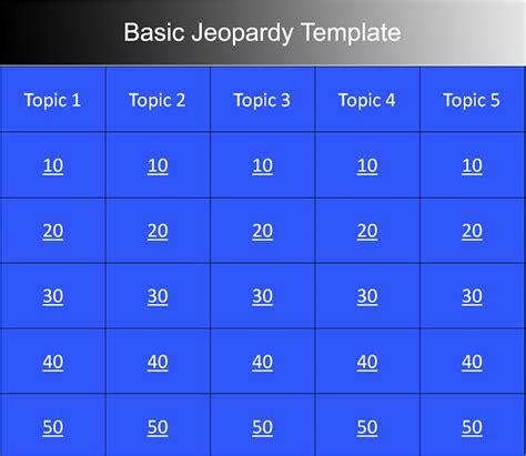 jeopardy powerpoint template shatterlioninfo