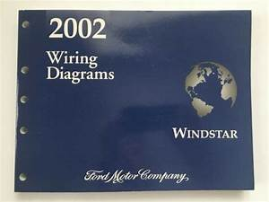 2002 Ford Windstar Wiring Diagrams Full Shop Manual