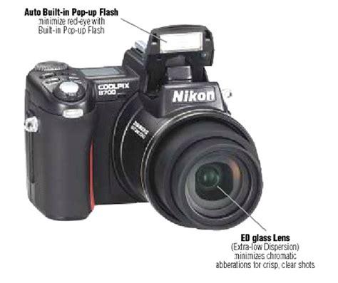 nikon coolpix 8700 digital nikon coolpix 8700 8mp digital with 8x