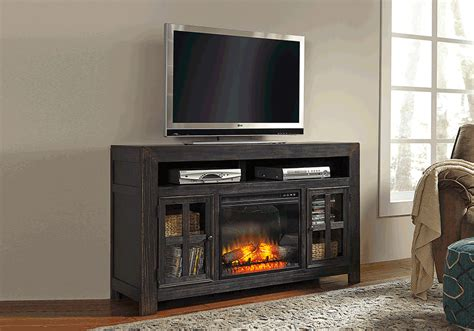 gavelston fireplace tv stand cincinnati overstock warehouse