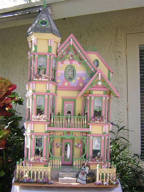 dollhouse minis  san franciscan  robin carey miniature dolls victorian dollhouse