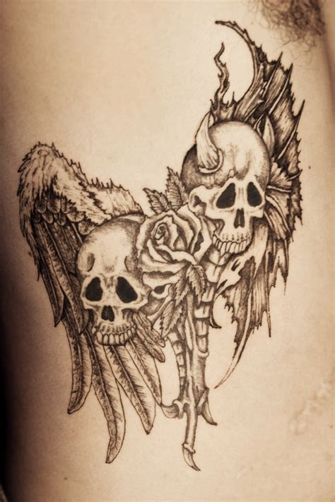 Best Evil Tattoo Drawings Ideas And Images On Bing Find What You