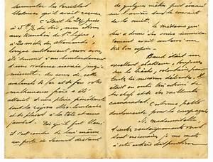Lettre Deces : extrait de la lettre annonant son dcs expositions virtuelles historiques des archives de la ~ Gottalentnigeria.com Avis de Voitures