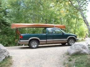 Pickup Truck Canoe Rack