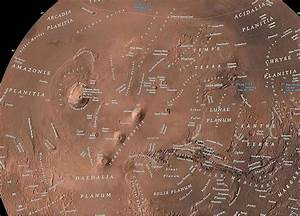 What Mars Maps Got Right (and Wrong) Through Time
