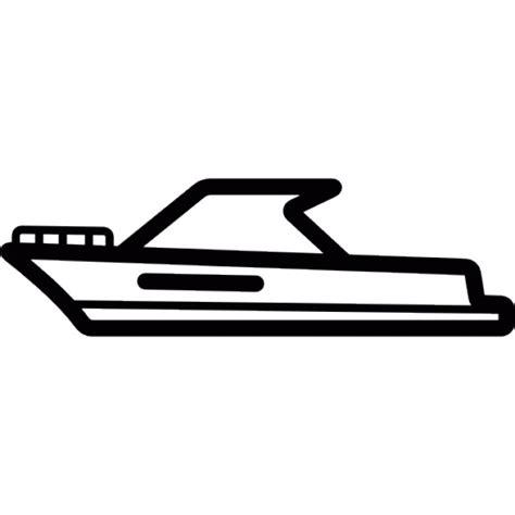 Gratis Boot by Motorboot Iconen Gratis Download