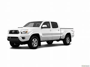 Used 2012 Toyota Tacoma Double Cab Pickup 4d 5 Ft Prices