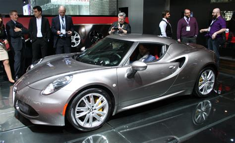 Alfa Romeo 4c Dealer List Begins To Emerge » Autoguide.com