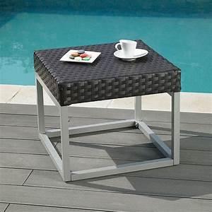 Table De Jardin Tressé : table basse tress e bella la boutique desjoyaux ~ Dailycaller-alerts.com Idées de Décoration