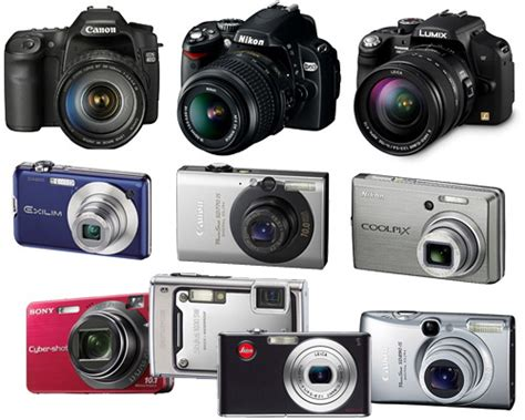 A Snapshot History Of Digital Camera Technology  Dvd Your
