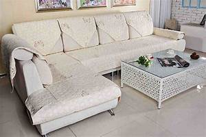 Slipcover for l shaped sofa home furniture design for L shaped sectional sofa slipcovers