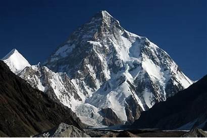 Mountain K2 Highest Mountains Wallpapers Scenic Range
