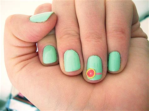 teal nail designs the teal nail project teal cat project