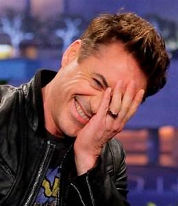 Robert Downey Jr Hair Review for Iron Man 3|Lainey Gossip ...