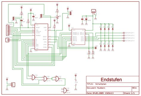 cnc fraese schrittmotorplatine mikrocontrollernet
