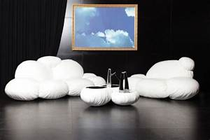 Heavenly Cirrus Sofa by Dizajno