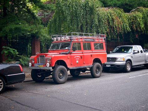 land rover series 3 off road the street peep 1975 land rover series iii