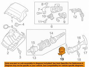 Mitsubishi Steering Column Diagram