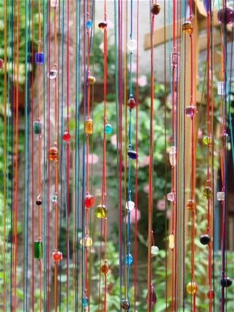les 25 meilleures id 233 es concernant rideaux de perles sur