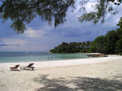 heaven    path  white sand  bintan island